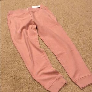 Brand new Lou and Grey Pique Joggers